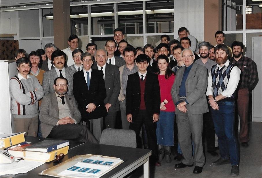 Medewerkers-van-het-constructie-bureau-van-Vlisco-in-1987